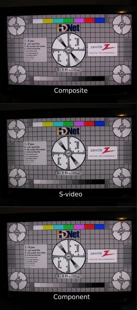 Wii test image