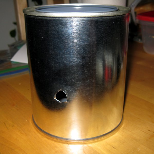 how to make a pinhole camera with tracing paper