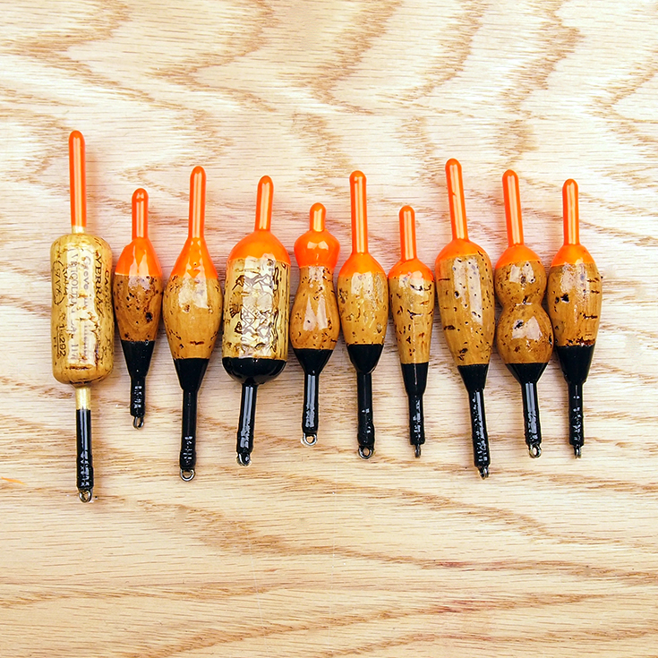 Wine Cork Bobbers