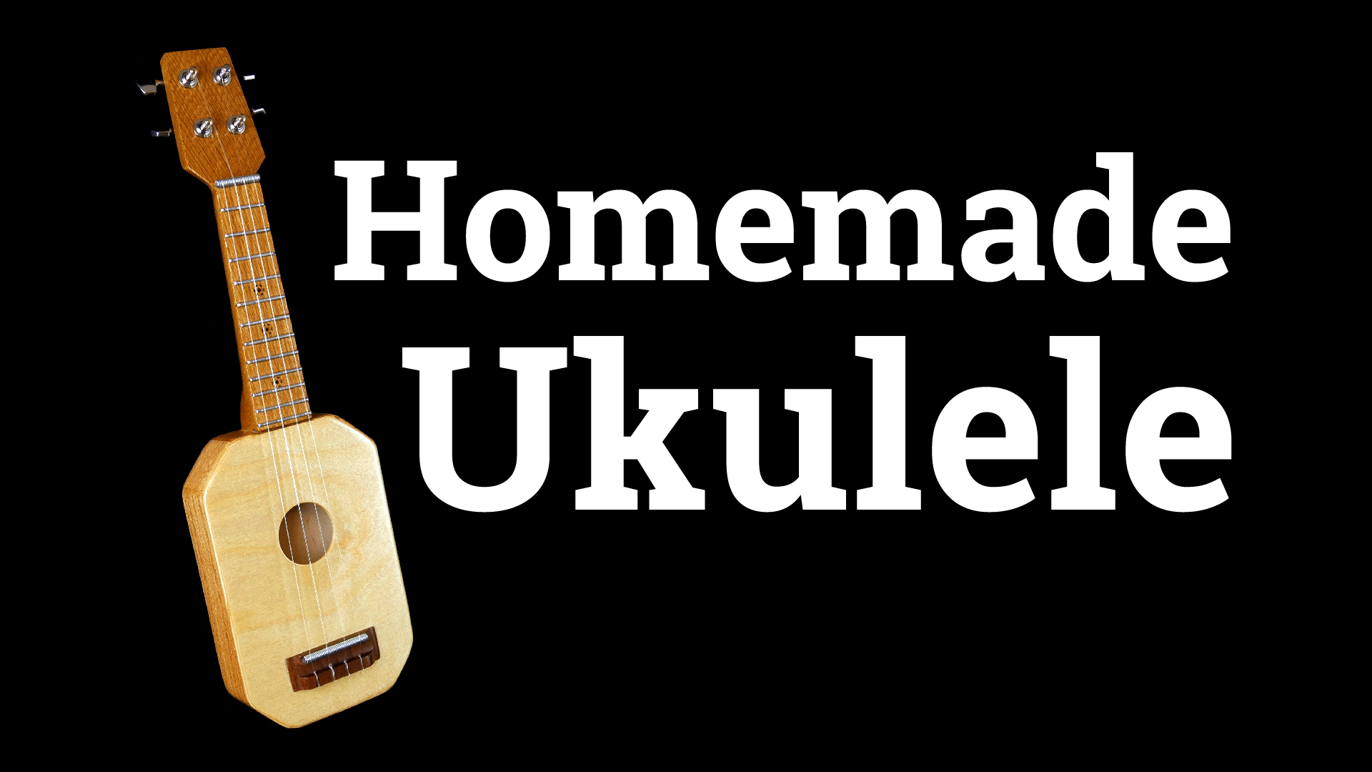 Ukulele Thumbnail YouTube