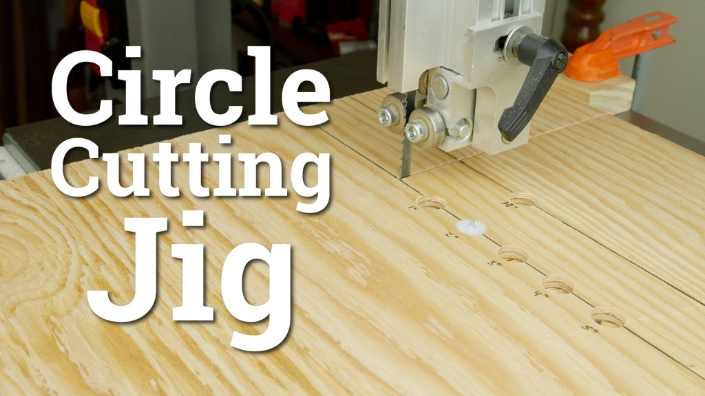 Circle Cutting Jig - YouTube