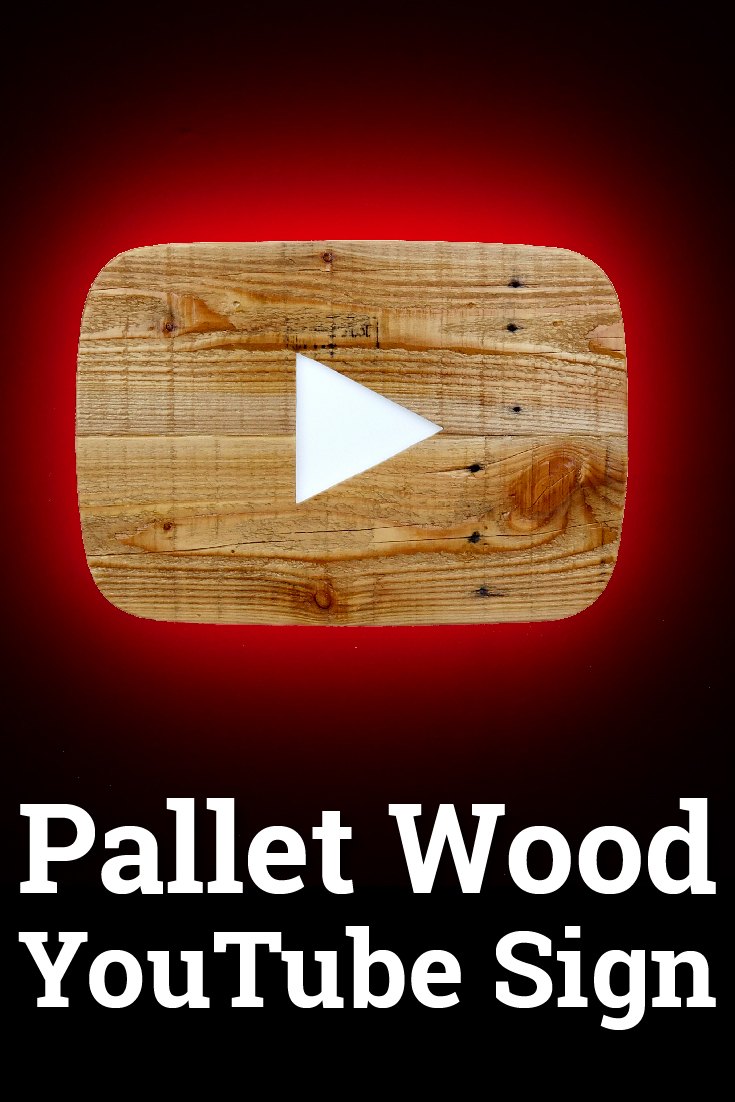 YouTube Sign Pinterest