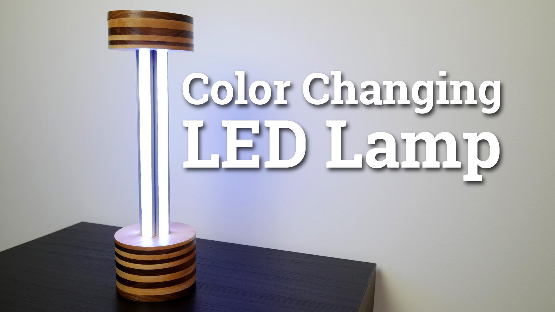 Table Lamp YouTube Thumbnail