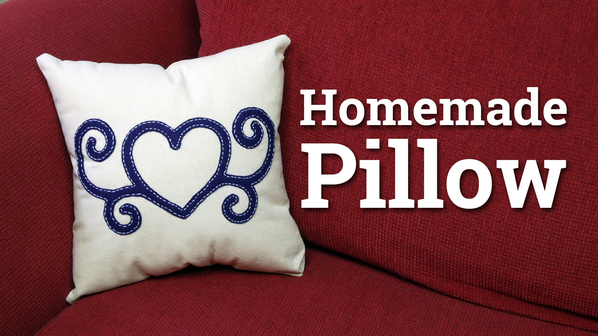 Pillow YouTube Thumbnail